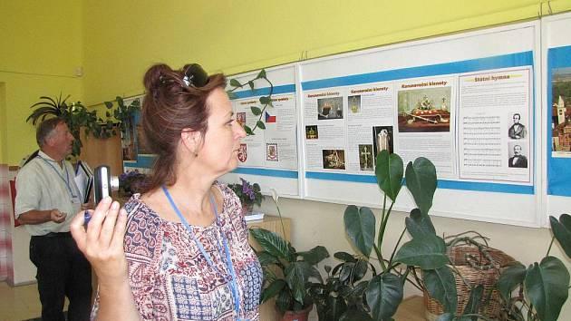 Komise hodnotila město Havířov v rámci soutěže Entente Florale Europe - Evropská rozkvetlá sídla.