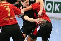 Sokolky odehrály další kolo házenkářských soutěží.