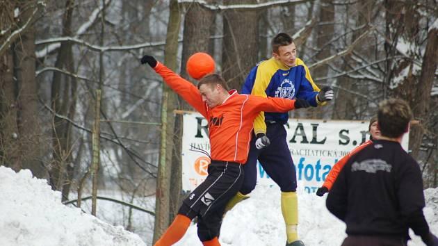 Fotbalový Refotal Cup v Albrechticích pokračoval o víkendu dalšími zápasy.