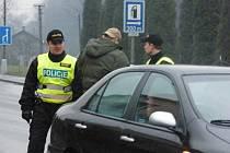 Kontrolní akce v Petřvaldě