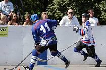 Karvinští hokejbalisté se dočkali. V extralize dosáhli na první dvě výhry.