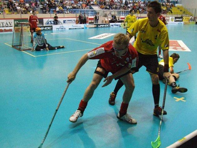 Finálová série skončila lépe pro obhájce titulu ze Střešovic, který zvládl oba víkendové zápasy v Havířově.