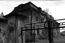 V ohrožení je budova barokního záměčku v Ropici u Českého Těšína již dlouhou dobu.  Hrozí mu zřícení.