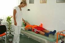 Podmínky pro práci lékařů na dětské pohotovosti jsou po kritice už mnohem lepší.