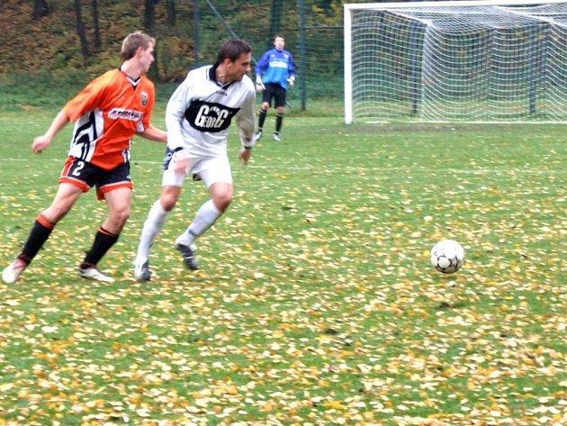 Fotbalisté Horní Suché nedokázali podruhé za sebou naplno zabodovat.