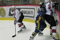 Hokej Havířov - Šumperk.