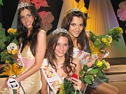 Finalistky Miss Reneta 2008.