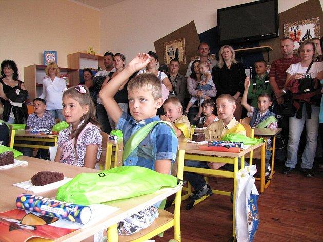 Zahájení školního roku v ZŠ Moravská v Havířově-Šumbarku