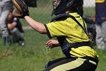 Mladí baseballisté Orlové se chystají na play off.