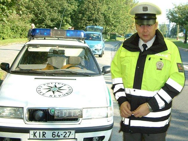 Policisté budou zřetelnější.
