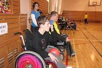 Boccia je mezi vozíčkáři stále oblíbenějším sportem