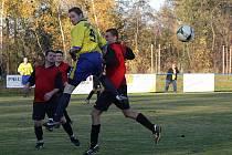 Další fotbalový turnaj je naplánován na sobotu do Doubravy.
