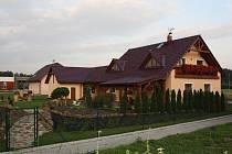 Dům, ve kterém bydlí Ladislav Šincl