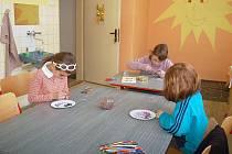 Děti na příměstském táboře