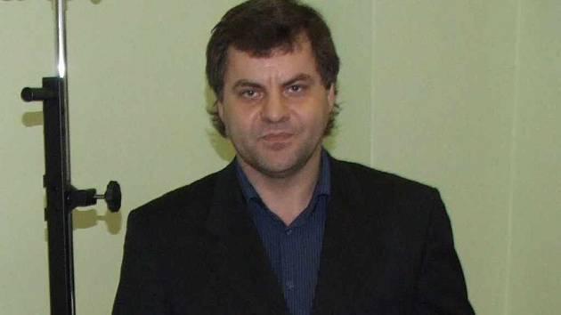 Odvolaný ředitel havířovské nemocnice Juraj Chomič.