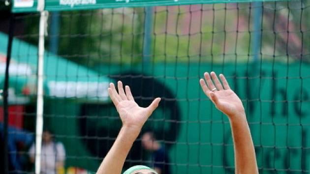 Plážový volejbal se v Karviné bude hrát i přes zimu.