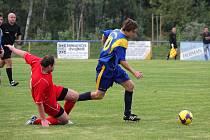 Stonavští fotbalisté prohráli v Janovicích.