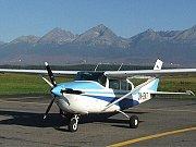Cessna TU 206 F
