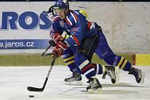 Orlovští hokejisté jsou ve finále krajské ligy.