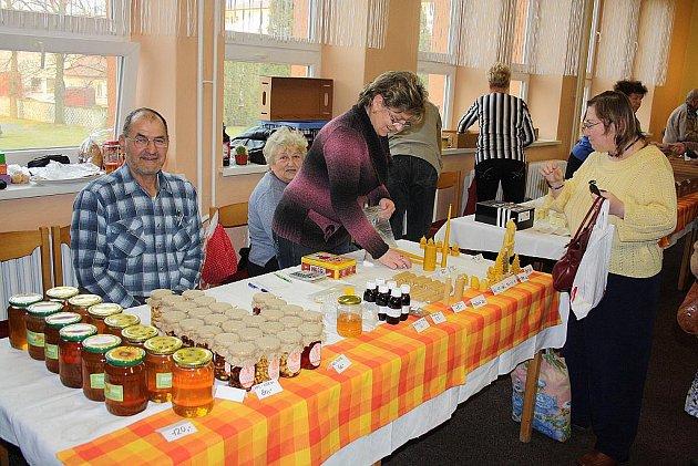 Už osmý ročník tradičních Medových dnů se odehrál v Dělnickém domě v Dětmarovicích.