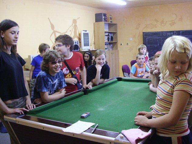 V českotěšínském středisku STŘEP se děti nenudí.
