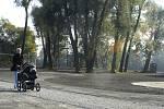 V karvinském Parku Boženy Němcové byla v pondělí slavnostně otevřena loděnice, tzv. Lodičky, oblíbené místo víkendových vycházek místních obyvatel