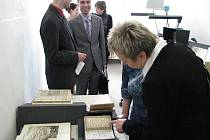 V Muzeu Těšínska v Českém Těšíně byla otevřena po modernizaci Muzejní knihovna Silesia