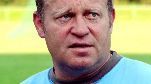 Trenér Leoš Kalvoda nebyl s výkonem svých svěřenců spokojen.