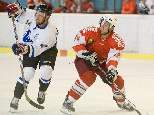 Havířovští hokejisté vyšli poprvé v sezoně střelecky naprázdno.