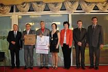 Ocenění města Havířova v soutěži Entente Florale Europe - Evropská kvetoucí sídla