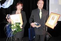 Kulturními osobnostmi Havířova pro rok 2010 se stali Iva Kirchnerová a Vítězslav Soukup.