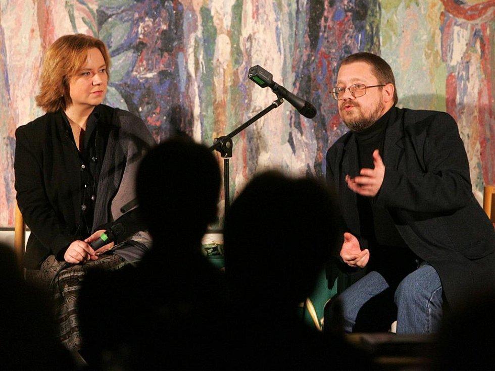 Renata Putzlacher a Jacek Sikora