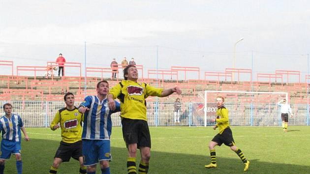Havířovští fotbalisté zvládli další stěžejní duel s přímým konkurentem v boji o záchranu.
