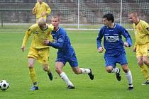 Orlovští fotbalisté po delší době vyhráli doma.