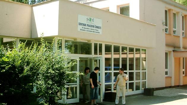 Chráněné dílny na Tajovského ulici