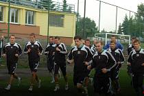 Fotbalisté Karviné začali přípravu.