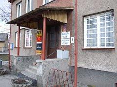 Obecní úřad v Chotěbuzi