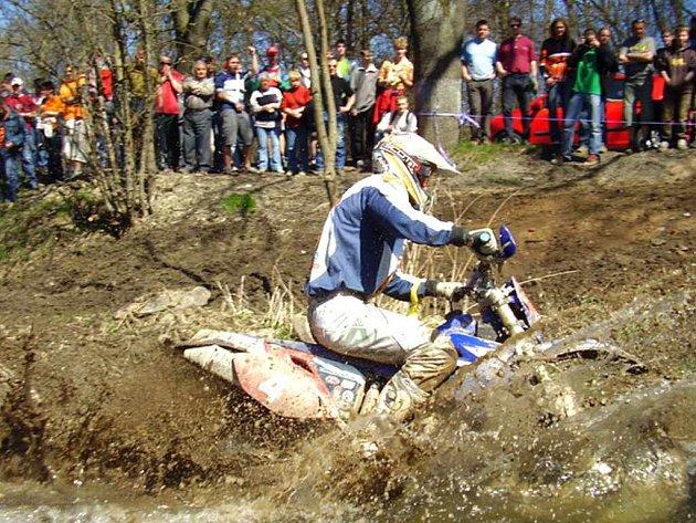 Havířovský jezdec tentokrát stanul na stupních vítězů v závodě dvojic v Budišově nad Budišovkou.