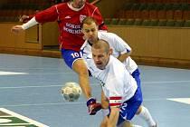 Karvinská futsalová liga jede dál i o prvním víkendu v novém roce 2009.