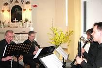 Slavnostní velikonoční bohoslužba s komorním koncertem
