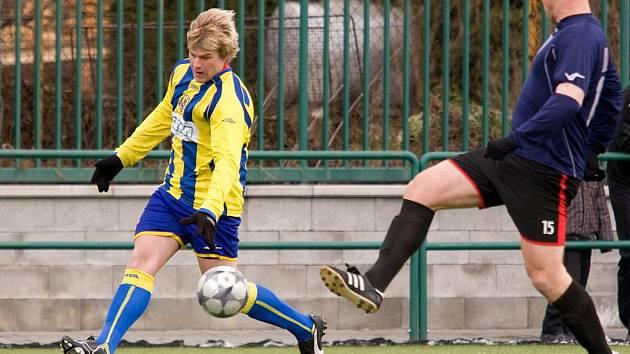 Havířovští fotbalisté prohráli s rezervou Opavy.