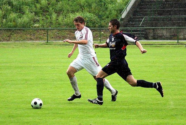Orlovští fotbalisté jsou také připraveni, byť poslední zápas přípravy jim hrubě nevyšel.