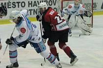Panteři v domácím prostředí získali s favorizovaným Chomutovem bod, když rozhodující gól inkasovali až v prodloužení.