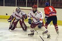 Karvinští hráči nestačili v hokejové kvalifikaci na Uherské Hradiště.