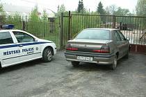 Strážníci zabavili auto kvůli opakovaným přestupkům