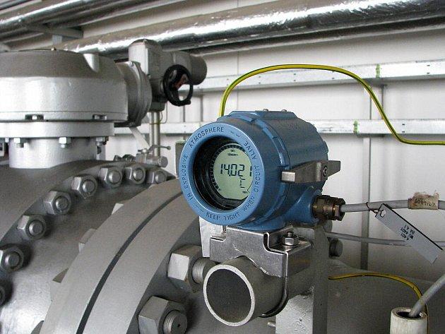 Podzemní zásobník zemního plynu v Třanovicích