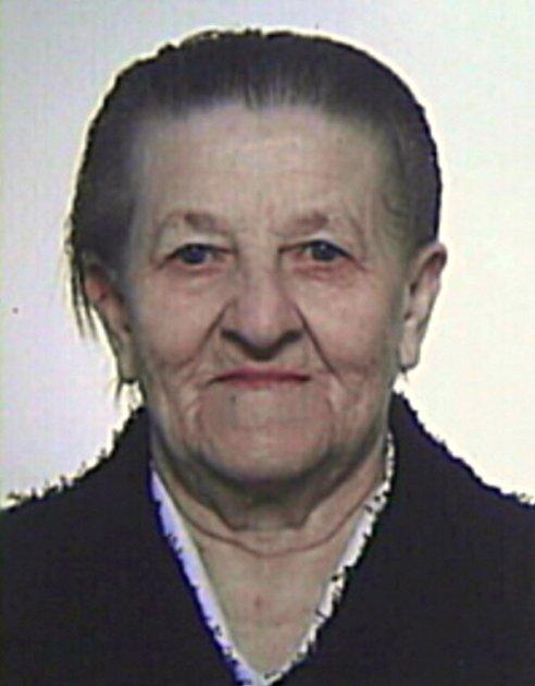 Pohřešovaná Kristina Bernátová z Karviné