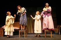 Divadelní představení Popelka