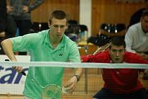Badmintonisté se sjeli do Karviné.