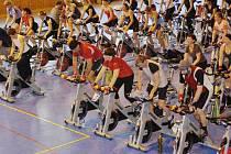 Pořadatelé Karvinského spinning maratonu věří, že účast letošního druhého ročníku předčí tu předchozí.